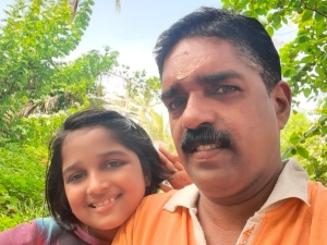 Father S Day Special Contest Story Of Sarga Ajith From Kannur