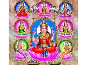 Ashta Lakshmi Stotram For Wealth And Prosperity In Malayalam