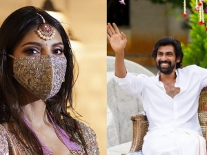 Pre Wedding Style Of Rana Daggubati Fianc Miheeka Bajaj
