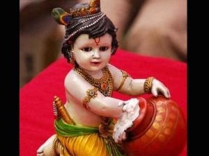 Krishna Janmashtami Rituals Fasting And Procedures