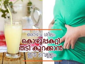 Benefits Of Barley Water For Weight Loss