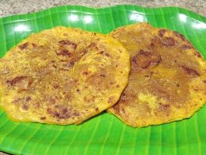 Sweet Boli Kerala Sadhya Style Boli Recipe