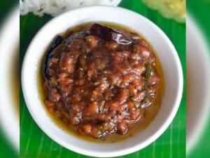 How To Make Puli Inji For Onam Sadya