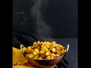 Potato Masala Recipe Special Easy Potato Masala