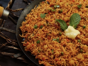 Tawa Pulao Recipe In Malayalam