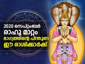 Rahu Transit September 2020 Effects On Your Zodiac Sign