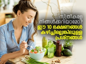 Superfoods Women Must Add To Their Diet