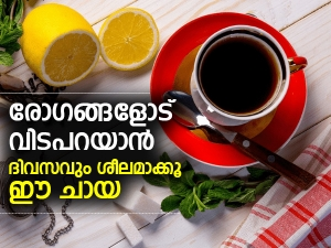Health Benefits Of Drinking Green Tea With Lemon In Malayalam
