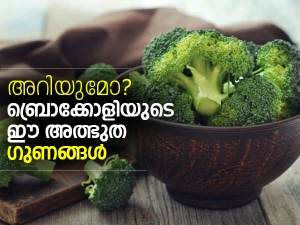 Broccoli Nutrition Health Benefits And Ways To Add In Your Diet In Malayalam