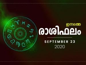 Daily Horoscope For 23rd September