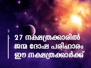 Danger For Birth In Different 27 Nakshatras In Malayalam