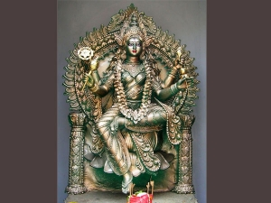 Navratri 2020 Day 9 Date Colour Maa Siddhidatri Puja Timings Muhurat Mantra And Vidhi