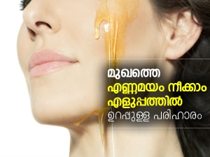 Ayurvedic Ways To Get Rid Of Oily Skin At Home