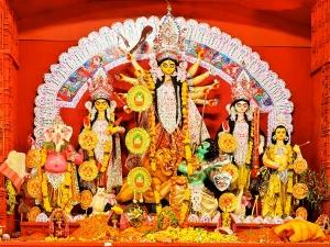 Mahanavami Durga Navami 2020 Date Time Puja Vidhi And Significance