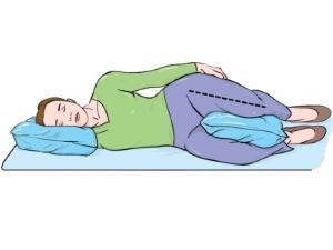 Benefits Of Placing A Pillow Between Legs When Sleeping