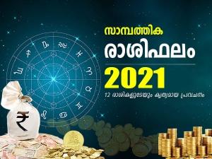 Financial Horoscope 2021 Money Horoscope 2021 Predictions In Malayalam