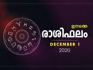 Daily Horoscope For 1st December