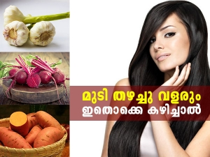 Vegetables For Hair Growth You Should Consume Daily