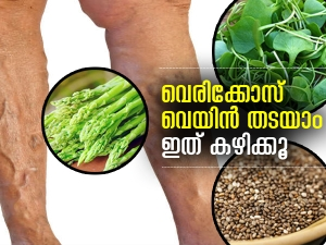 Best Foods That Can Prevent Varicose Veins