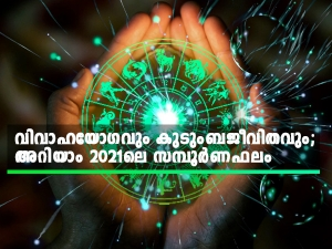 Love And Relationship Horoscope 2021 In Malayalam