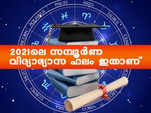 Education Horoscope 2021 Education Prediction For All Zodiac Signs In Malayalam