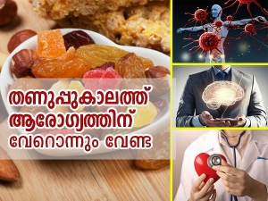 How Dry Fruits And Nuts Can Keep You Healthy During Winter Season