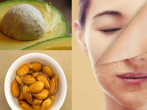 Avocado Almond Face Mask For Dry Skin
