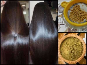 Home Recipes With Fenugreek Seeds For Hair Growth