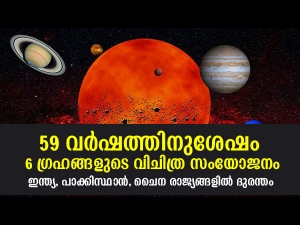 Six Planets Rare Combination In Capricorn On February 2021 Effect On India Pakistan And China