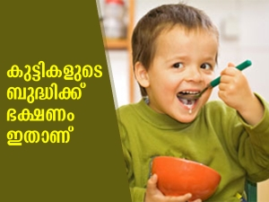 Foods For Your Child S Brain Development