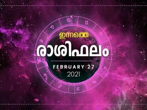 Daily Horoscope For 27th February