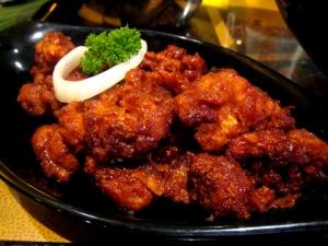 Fried Cauliflower Masala Recipe