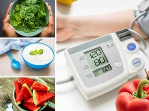 How Potassium Can Help Control High Blood Pressure