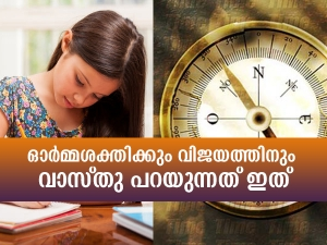 Vastu Tips To Increase Concentration In Study For Students