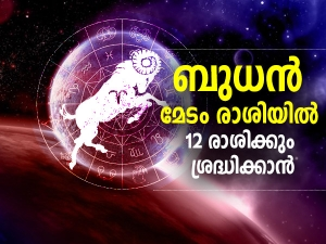 Mercury Transit In Aries On 16 April 2021 Effects On Zodiac Signs In Malayalam