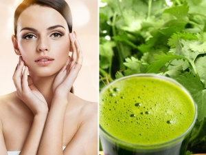 Best Ways To Use Coriander Leaves For Beautiful Skin