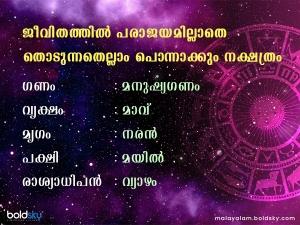 Pooruruttathi Nakshatra Predictions In Malayalam