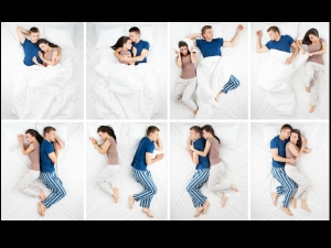 Sleeping Position With Your Partner Says About Your Relationship