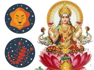These Four Zodiac Signs Always Get Blessings From Goddess Lakshmi