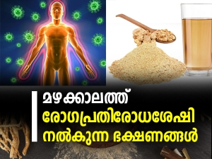 Herbs And Spices To Add To Your Monsoon Diet For Immunity In Malayalam
