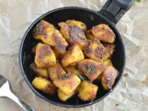 Potato Roast Recipe In Malayalam