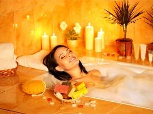 The Health And Beauty Benefits Of Salt Bath