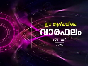 Weekly Horoscope Prediction For 20th June To 26th June In Malayalam