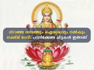 Tips To Get Goddess Lakshmi S Blessings In Malayalam