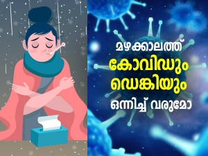 How Monsoon Diseases Can Increase Your Covid 19 Risk In Malayalam