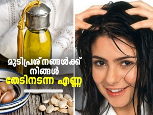 How To Apply Argan Oil To Treat Different Hair Problems In Malayalam