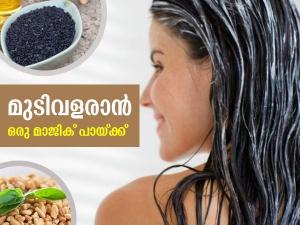 Homemade Methi Hair Packs To Stop Hair Fall In Malayalam