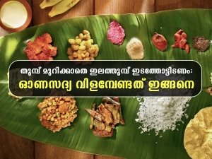 Onam Sadhya All You Need To Know About Traditional Multi Course Vegetarian Meal In Malayalam