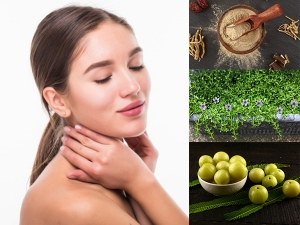 Anti Ageing Herbs That Can Help You Look Younger In Malayalam