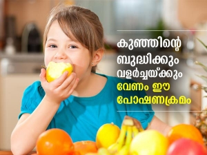 National Nutrition Week The Importance Of Nutrition In Early Childhood Development In Malayala